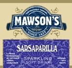 Sarsaparilla Sparkling Soft Drink 500ml Plastic Bottle